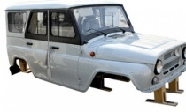 КУЗОВ УАЗ-Хантер 1-й комплектности, двигатель ЗМЗ-40905, Евро-4 315195500000895