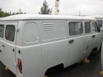 КУЗОВ УАЗ-3909 1-й комплектности двигатель ЗМЗ-4091, Евро-3, Микас 11 (7 мест + грузовой отсек, цельнометаллический) 390995500001030